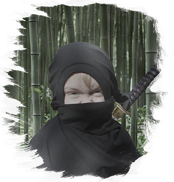 The Nametag Ninja