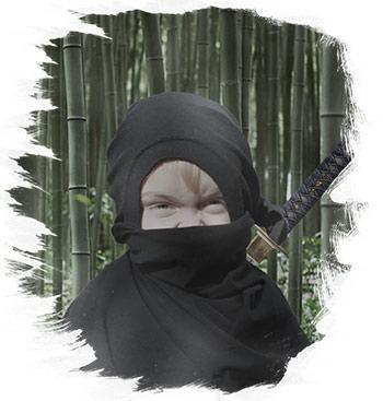 The Nametag Ninja